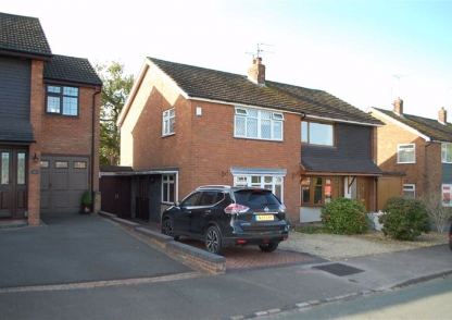 12, Calvin Close, Wombourne, Wombourne Wolverhampton, South Staffordshire, WV5