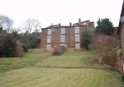 Flat 2 Hollybush House, 25 Hollybush Road, Bridgnorth, Bridgnorth, Shropshire, WV16