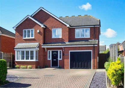 Shadowbrook, Whitehouse Lane, Codsall Wood, Wolverhampton, WV8