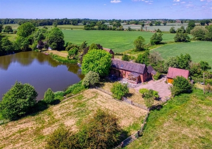 The Mill Barn, Hyde Mill Lane, Brewood, Staffordshire, ST19