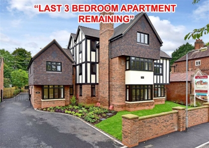 Apartment 3, The Gables, Seisdon Road, Trysull, Wolverhampton, South Staffordshire, WV5