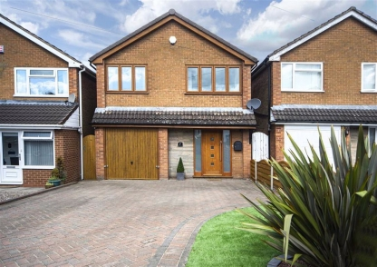 7, Banbery Drive, Wombourne, Wolverhampton, South Staffordshire, WV5