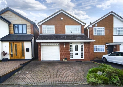 6, Banbery Drive, Wombourne, Wolverhampton, South Staffordshire, WV5