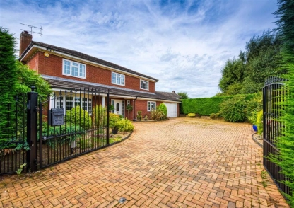 Richmond House, 5, Orams Lane, Brewood, Stafford, ST19