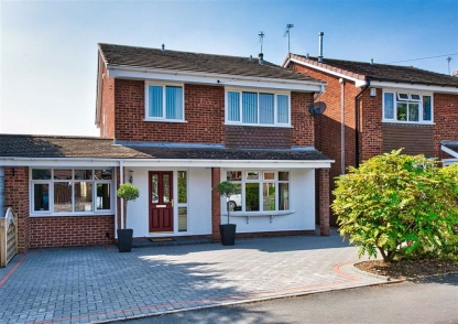 1, Hatch Heath Close, Wombourne, Wolverhampton, South Staffordshire, WV5