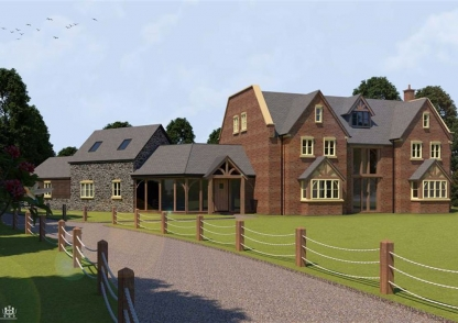 Development Opportunity At Upper Westbeech Farm, Nurton Hill Road, Pattingham, Wolverhampton, WV6