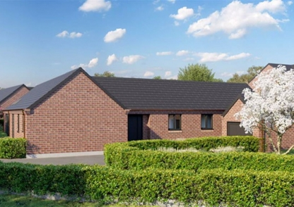 Plot 1 Beech, Ridgewell Hill, Bridgnorth Road, Wootton, Bridgnorth, Shropshire, WV15