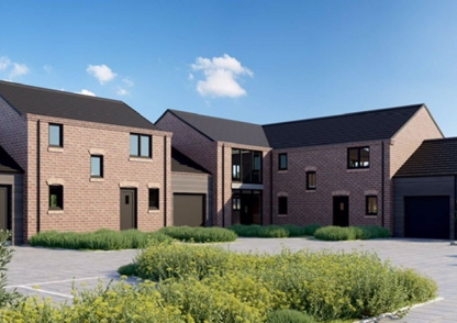 Plot 8 Lime, Ridgewell Hill, Bridgnorth Road, Wootton, Bridgnorth, Shropshire, WV15