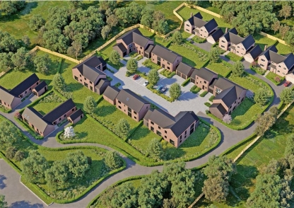 Ridgewell Hill, PLOT 9, Bridgnorth Road, Wootton, Bridgnorth, Shropshire, WV15