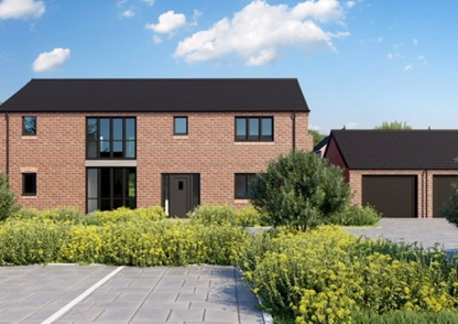 Plot 10 Cherry, Ridgewell Hill, Bridgnorth Road, Wootton, Bridgnorth, Shropshire, WV15