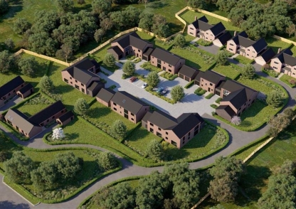 Ridgewell Hill, PLOT 10, Bridgnorth Road, Wootton, Bridgnorth, Shropshire, WV15