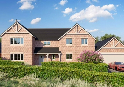 Plot 16 Sycamore, Ridgewell Hill, Bridgnorth Road, Wootton, Bridgnorth, Shropshire, WV15