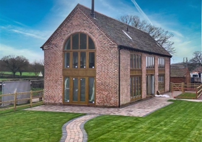 Oak Barn, Whiteladies Farm, Shackerley Lane, Codsall Wood, Wolverhampton, WV8