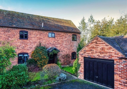 1 The Courtyard, Back Lane, Ackleton, Worfield, Shropshire, WV6