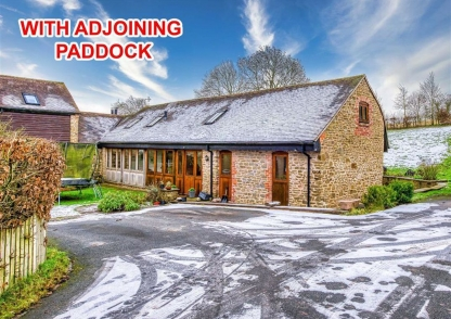 Oak Barn, 1, Patton Grange, Bourton, Much Wenlock, Shropshire, TF13