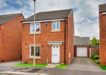 8, Taper Close, Kingswinford, Dudley, West Midlands, DY6