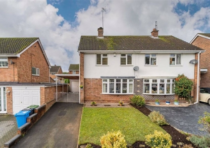 8, Chequers Avenue, Wombourne, Wolverhampton, South Staffordshire, WV5