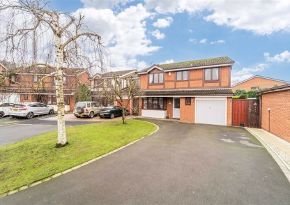 12, Dunlin Close, Kingswinford, Dudley, West Midlands, DY6