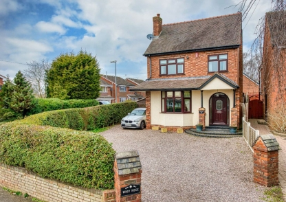 54, Ounsdale Road, Wombourne, Wolverhampton, South Staffordshire, WV5