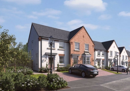 Alveley View, Plot 17, Kidderminster Road, Bridgnorth, Shropshire