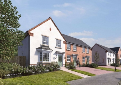 Alveley View, Plot 24, Kidderminster Road, Bridgnorth, Shropshire