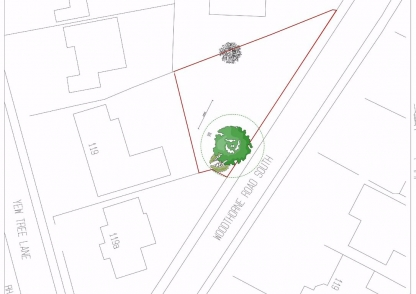 Land Adjacent To 118, Woodthorne Road South, Tettenhall, Wolverhampton, WV6