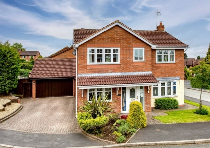 2, Wedgwood Close, Wombourne, Wolverhampton, South Staffordshire, WV5
