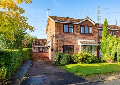 28, Furnace Close, Wombourne, Wolverhampton, South Staffordshire, WV5