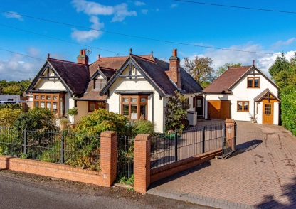 The Bungalow, 17, Kiddemore Green Road, Brewood, Stafford, ST19